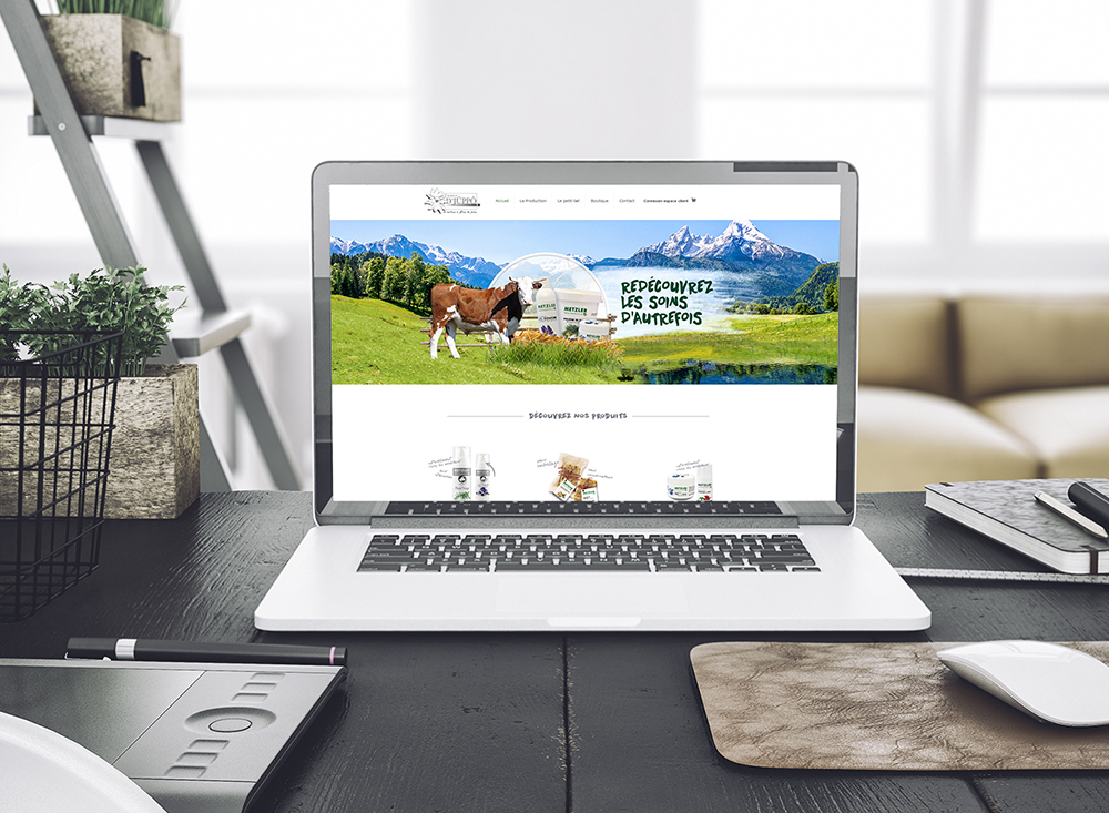Site Internet Alsace
